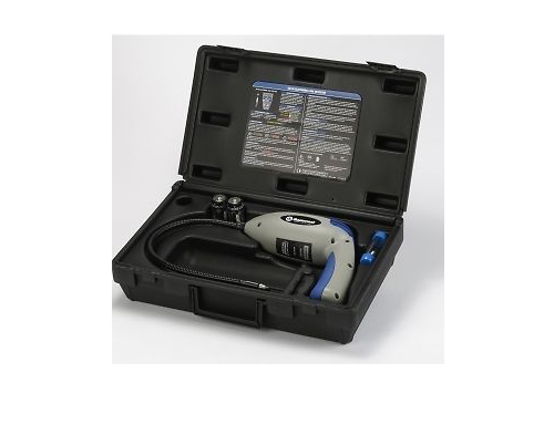 mastercool 55100 leak detectormastercool 55100 leak detector £265 00 £215 41 the 55100 offers an accurate and reliable solution to electronic
