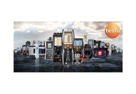 Testo HVAC Measuring Equipment
